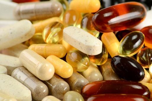 مکملهای دارویی
