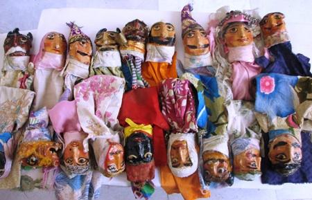 قورچوق عروسک قوم ترکمن به فهرست میراث ناملموس می پیوندد