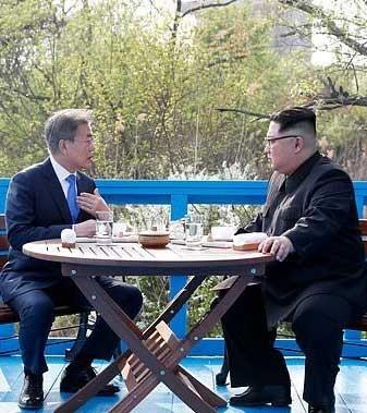 نوبت میانجیگری کرهجنوبی بین کرهشمالی و آمریکا