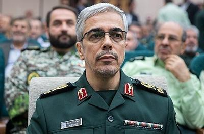 سرلشکر باقری انتصاب نماینده ولی فقیه استان فارس را تبریک گفت