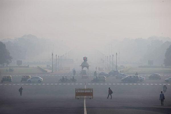 دهلی نو ؛ آلوده ترین شهر جهان