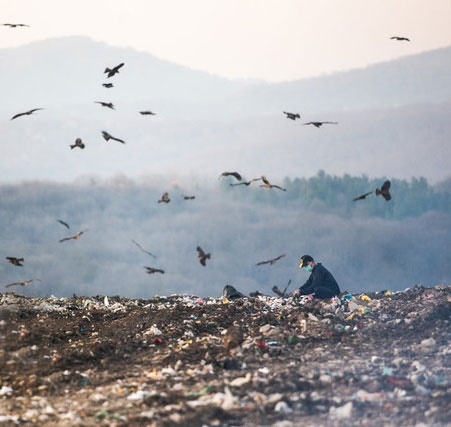 وضعیت زباله سراوان از موعظه گذشته است