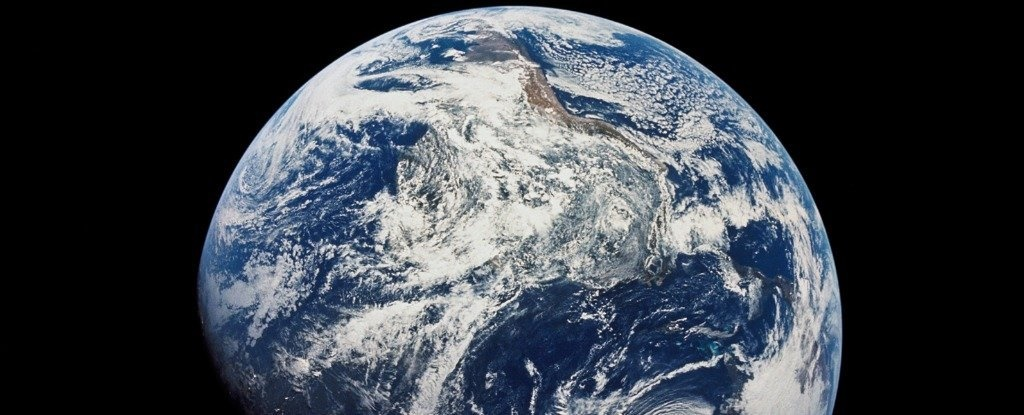 زمین پرآبترین نقطه جهان نیست
