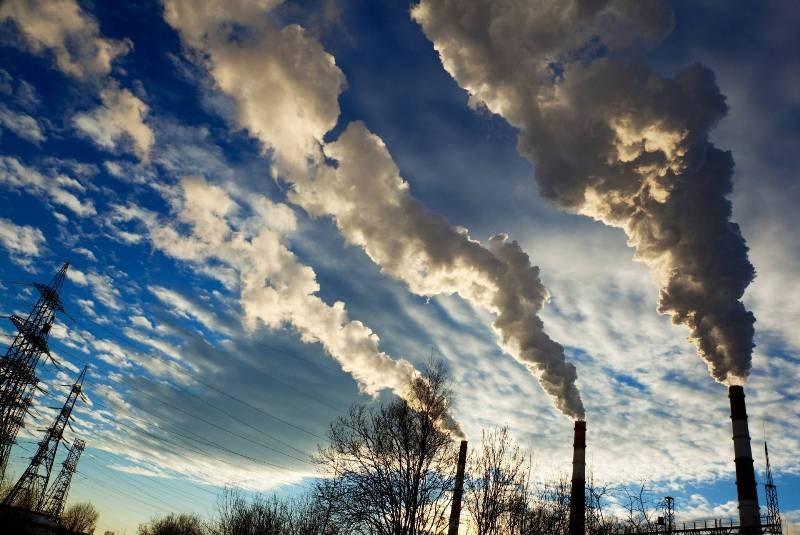 نیروگاهها بیشترین سهم را در انتشار دی اکسید کربن دارند
