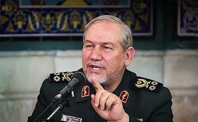 راهبرد ایران در مقابل دشمنان دفاعی و بازدارندگی است