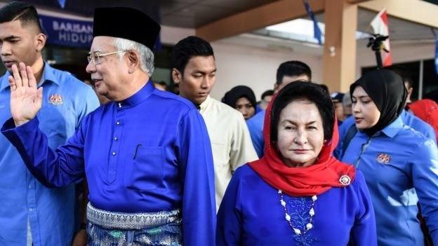 کشف ۲۹ میلیون دلار پول نقد از محل سکونت نخست وزیر سابق مالزی