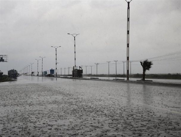 احتمال بارش های سیل آسا در مناطق شمال غرب کشور