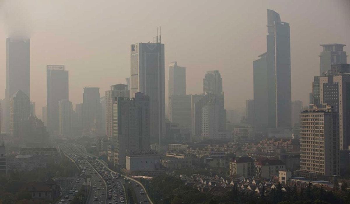 تهیه سیاهه آلودگی هوای ۹ شهر