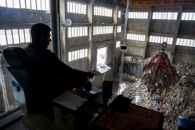 تنها ۲۰ درصد زبالههای مازندران ارزش سوزاندن دارند