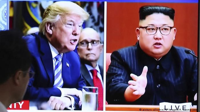احتمال دیدار سران آمریکا و کره شمالی در ۱۲ ژوئن