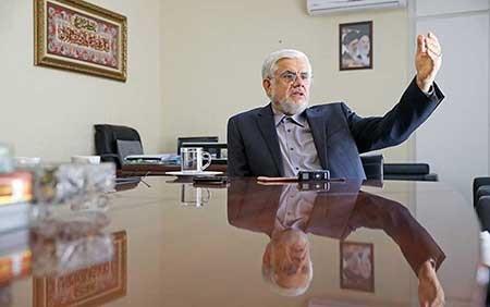 «امید» برند ماست | گفتوگوی همشهری با محمدرضا عارف