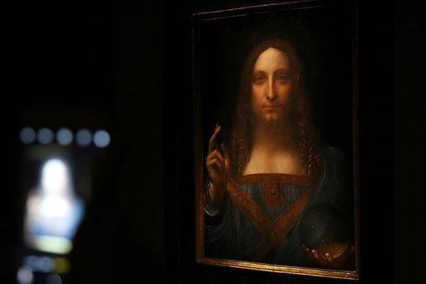 نمایش آثار لئوناردو داوینچی در آنتالیا