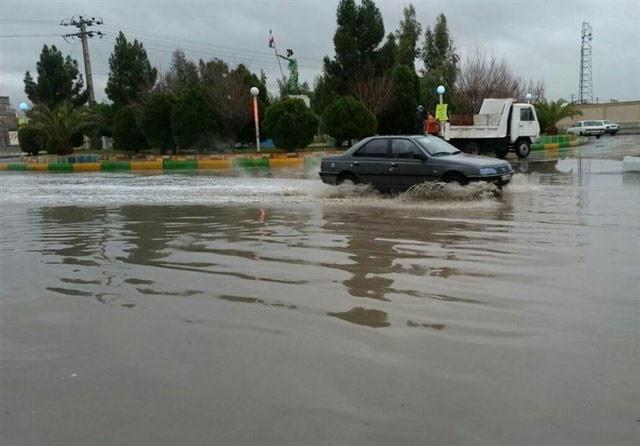 تخریب پوشش گیاهی از علل اصلی وقوع سیلاب