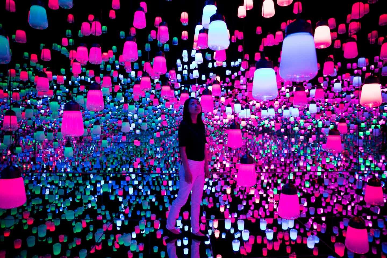 عکس روز: لامپهای هوشمند
