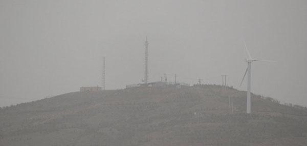 تجربه ۲۷ روز گرد و غباری در ایلام از ابتدای امسال