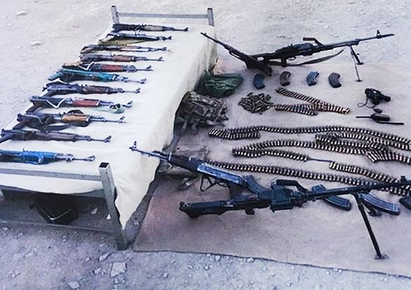 سلاح تروریستها