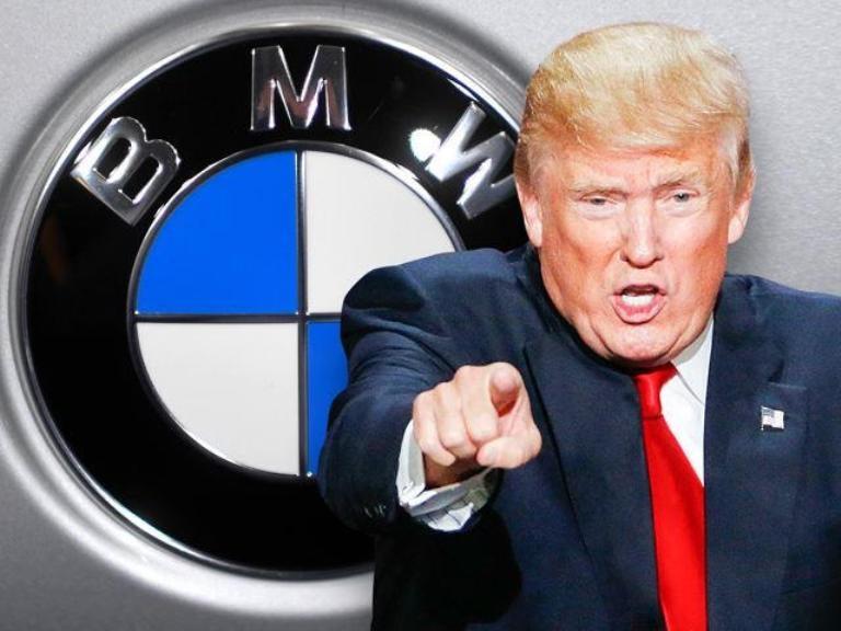 ترامپ واردات خودروهای آلمانی را ممنوع میکند