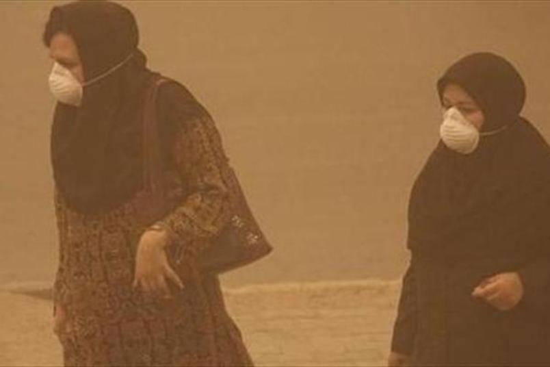 شیوع آسم در استانهای درگیر با ریزگرد بیشتر است