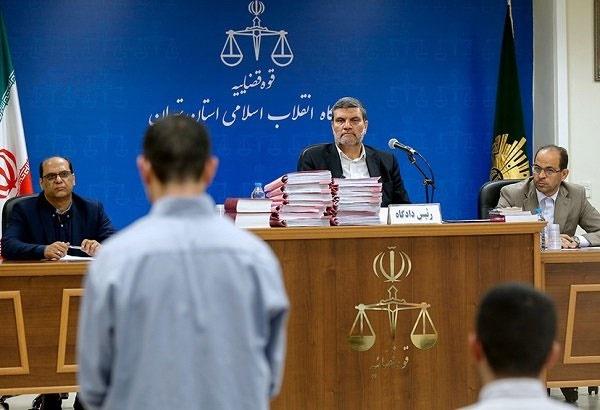 گزارش جلسه پنجم دادگاه عوامل داعش