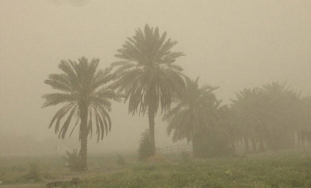 خوزستان در سال گذشته ۴ روز هوای پاک داشت