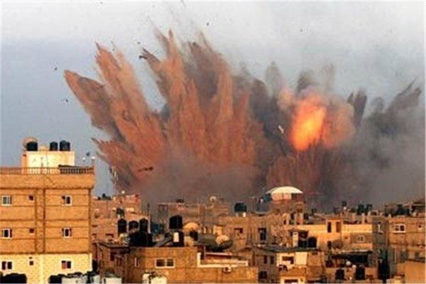 جنگده های سعودی دفتر ریاستجمهوری یمن در صنعا را بمباران کردند