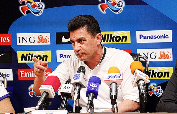 قلعهنویی: دوست نداشتم در لیگ قهرمانان با استقلال روبرو شویم