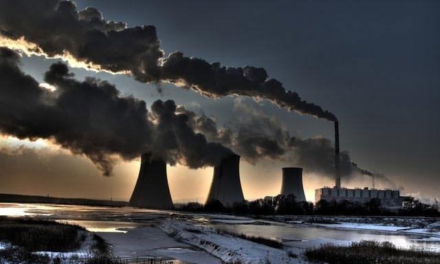 رکورد افزایش دیاکسید کربن جو در ۸۰۰ هزار سال گذشته