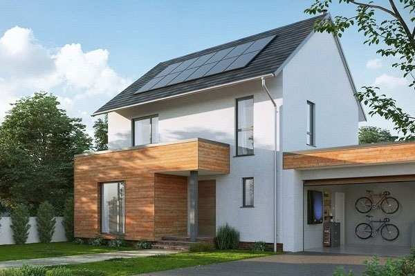 نصب صفحات خورشیدی بر سقف منازل کالیفرنیا اجباری شد