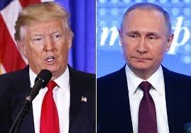 ترامپ به پوتین تبریک گفت