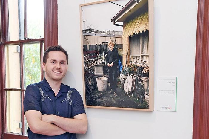 برنده جایزه عکاسی موران