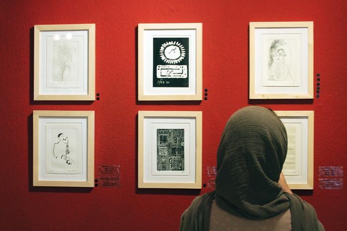 بهار کارتپستالهای هنری