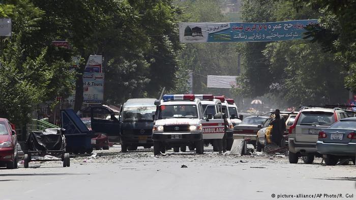 درگیری در کابل با کشته شدن مهاجمان پایان یافت