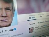 اشتباههای دستوری توییتهای ترامپ؛ خودش و دیگران
