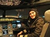 زنان آسمان و دریا   گفتوگوی همشهری با یک خلبان زن و یک کاپیتان زن