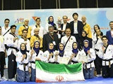 نایب قهرمانی پومسهروهای ایرانی در پومسه قهرمانی آسیا