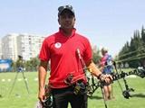 مسابقات جهانی تیراندازی با کمان/ ترکیه، نیما محبوبی چهارم شد