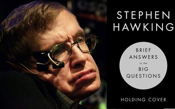 انتشار آخرین کتاب استفان هاوکینگ