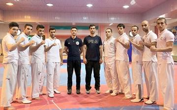 قهرمانی تیم ایران در مسابقات پاراتکواندوی قهرمانی آسیا در ویتنام