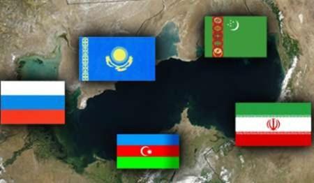 پنج کشور حاشیه خزر درباره پیشنویس چند سند به توافق رسیدند