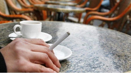 تعداد سیگاریها