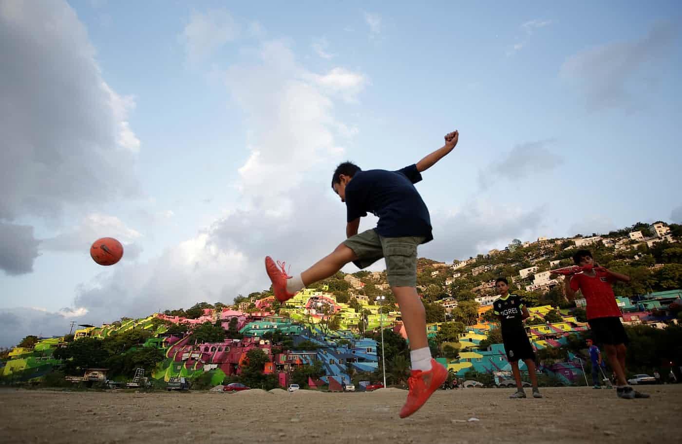 عکس روز: شوت مکزیکی