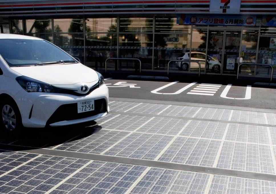 ایجاد خیابانهای خورشیدی در توکیو در آستانه رقابتهای المپیک