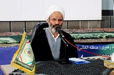 کارکنان نیروی انتظامی دست توانمند جمهوری اسلامی هستند