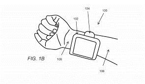اپل دستگاه سنجش فشار خون طراحی کرد