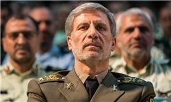 وزیر دفاع درگذشت برادر سردار فرحی را تسلیت گفت