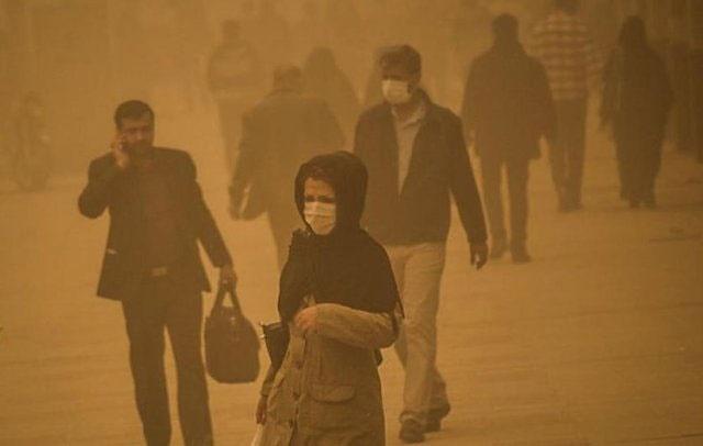 یزدیها آلودهترین خردادماه سه سال گذشته را تجربه کردند