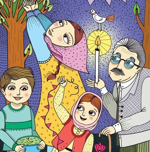 عیدی در عیدی