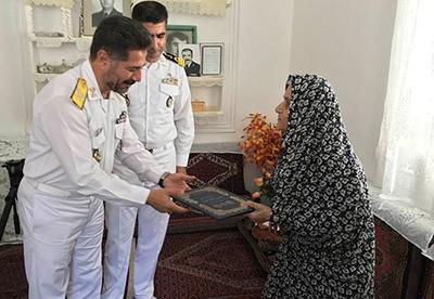 جذب پرسنل در نیروی دریایی بر اساس میزان شایستگی است