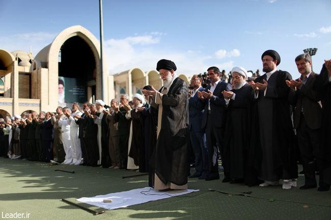 نماز عید سعید فطر