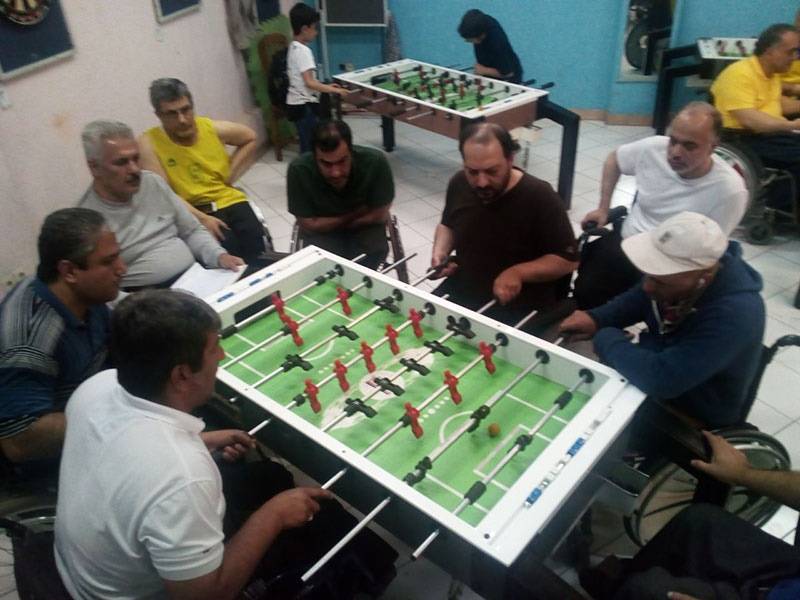 Tablesoccer